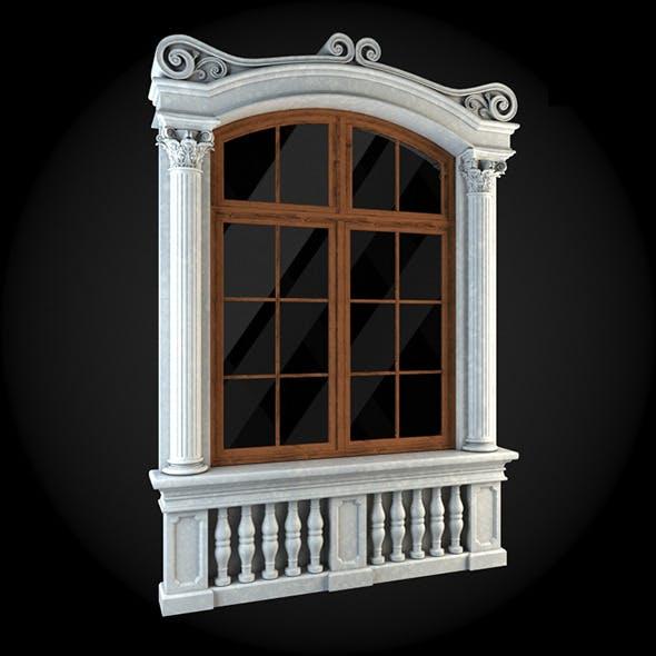 Window 044 - 3DOcean Item for Sale