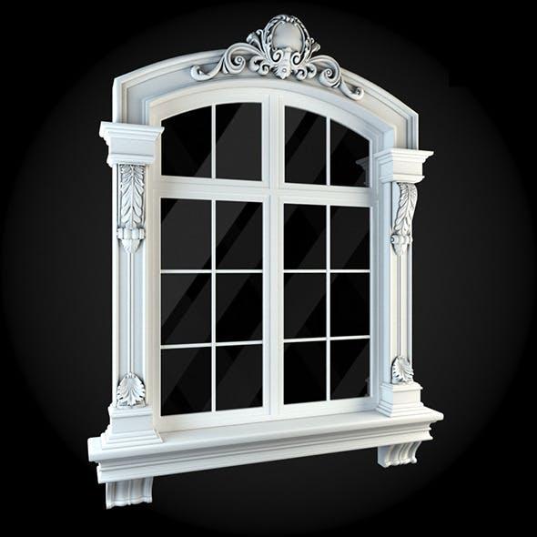 Window 043 - 3DOcean Item for Sale