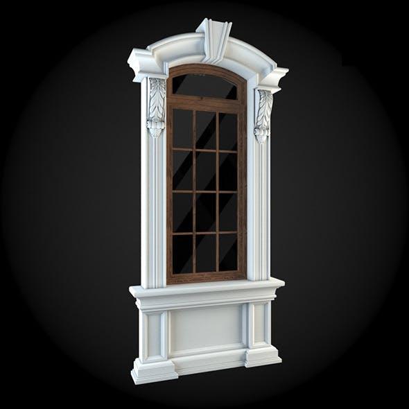Window 048 - 3DOcean Item for Sale