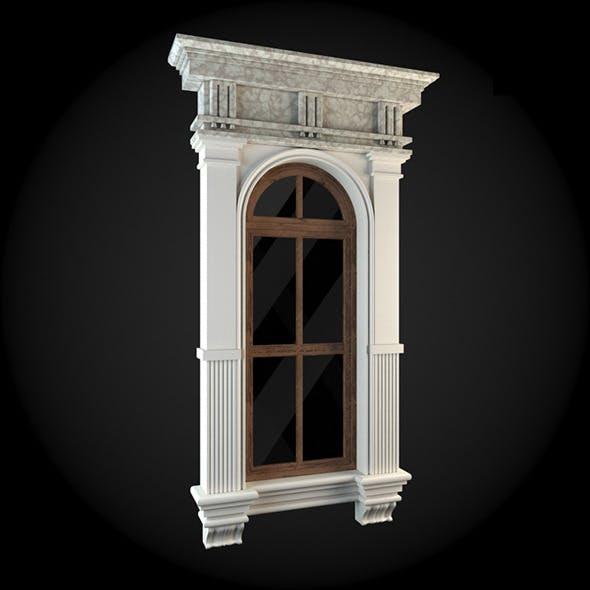 Window 051 - 3DOcean Item for Sale
