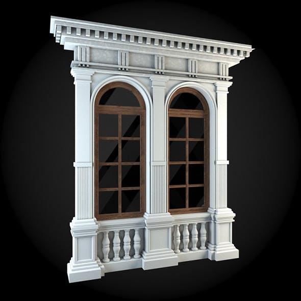 Window 052 - 3DOcean Item for Sale