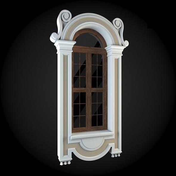 Window 056 - 3DOcean Item for Sale