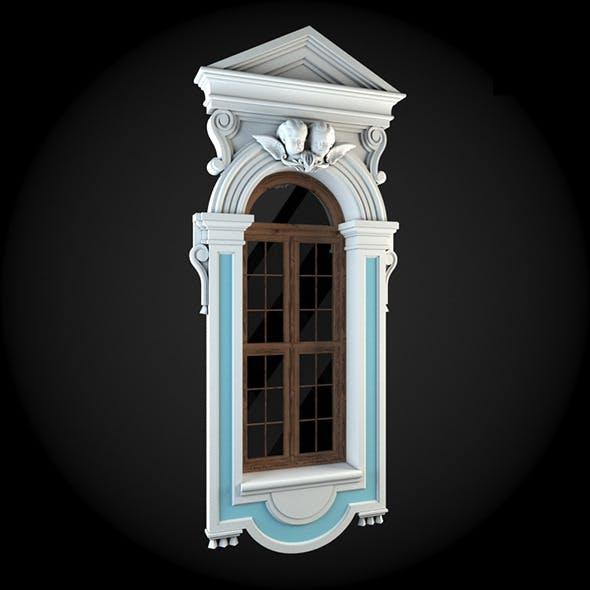 Window 057 - 3DOcean Item for Sale