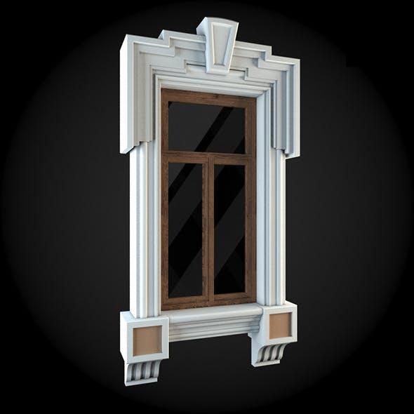 Window 058 - 3DOcean Item for Sale