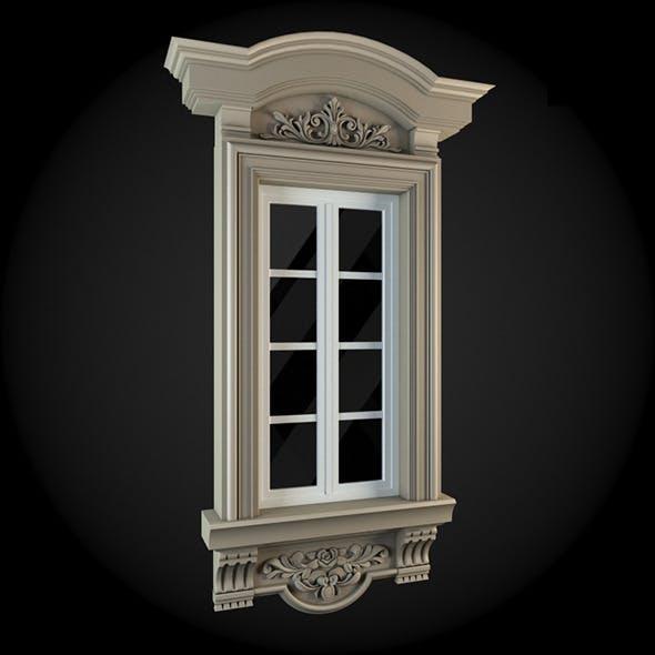 Window 059 - 3DOcean Item for Sale