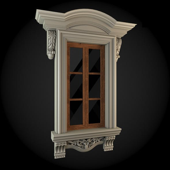 Window 060 - 3DOcean Item for Sale