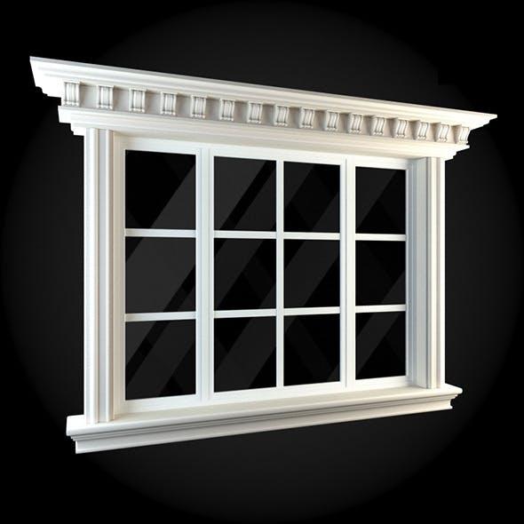 Window 061 - 3DOcean Item for Sale