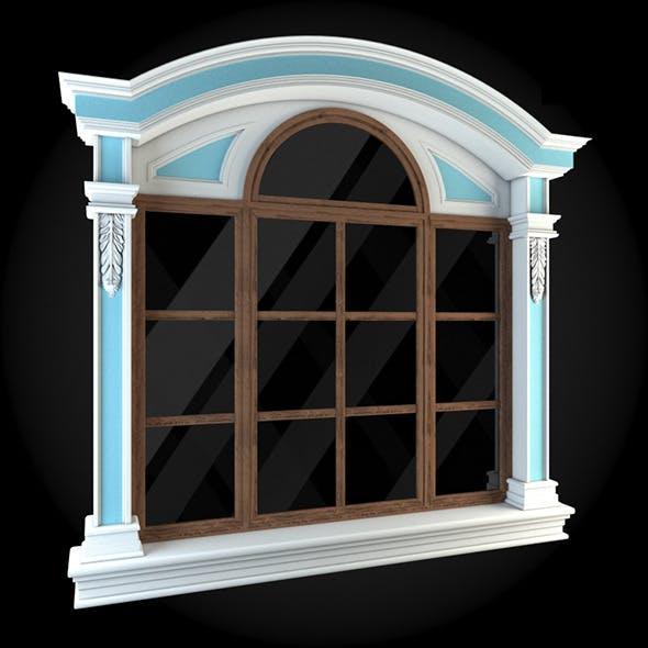 Window 064 - 3DOcean Item for Sale