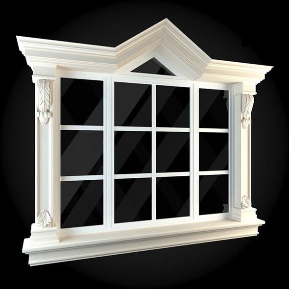 Window 065 - 3DOcean Item for Sale