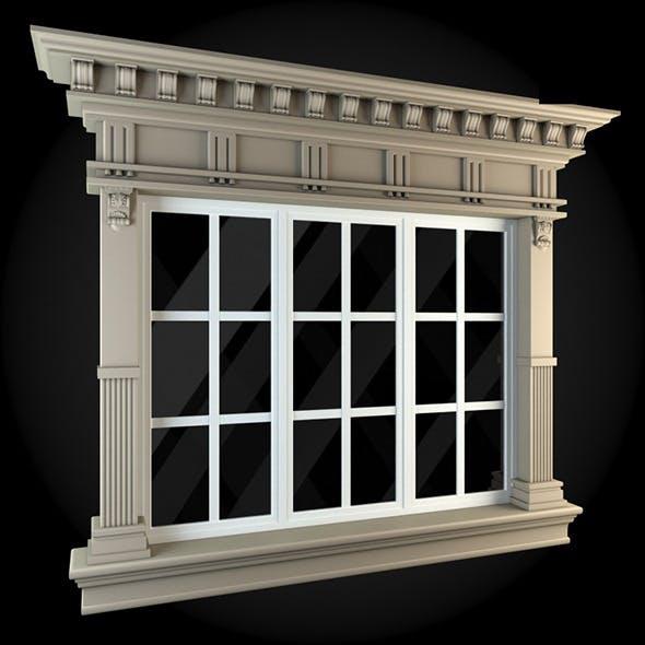 Window 067 - 3DOcean Item for Sale