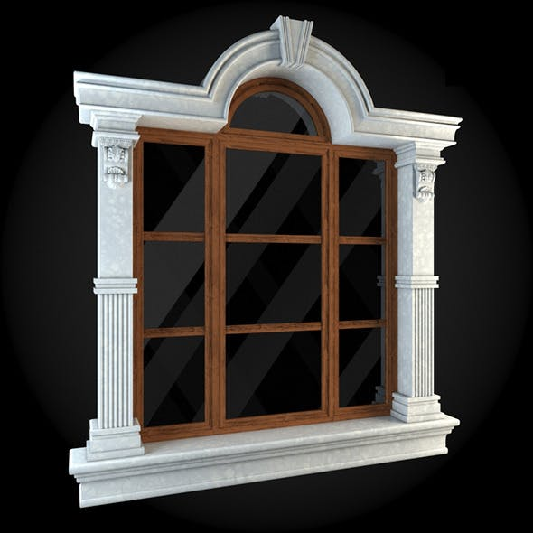 Window 068 - 3DOcean Item for Sale