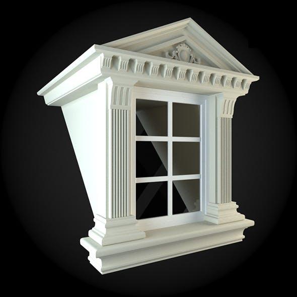 Window 098 - 3DOcean Item for Sale