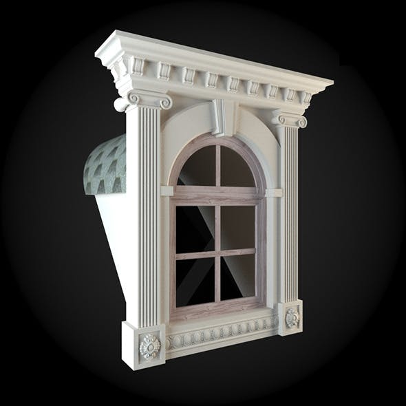Window 097 - 3DOcean Item for Sale