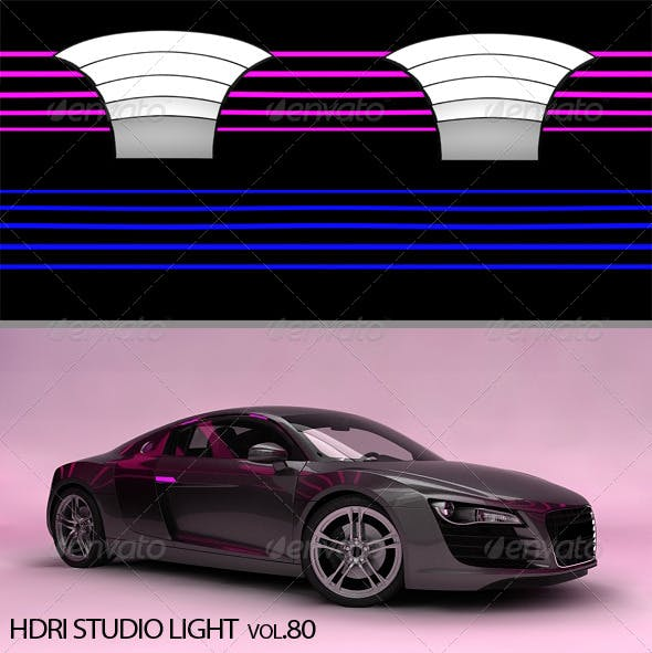 HDRI_Light_80 - 3DOcean Item for Sale