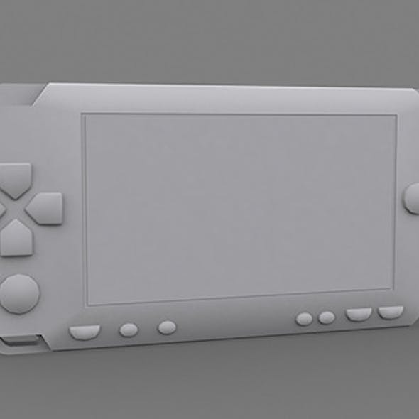 Low Poly PSP
