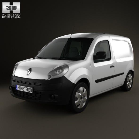 Renault Kangoo Van 1 SideDoor 2011