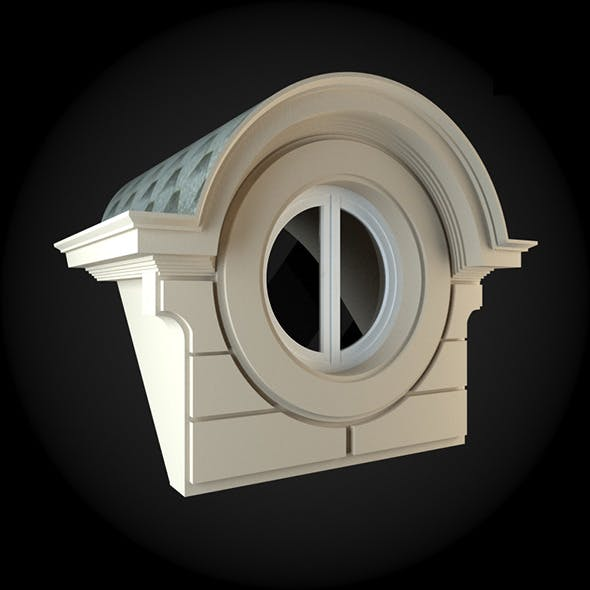 Window 087 - 3DOcean Item for Sale