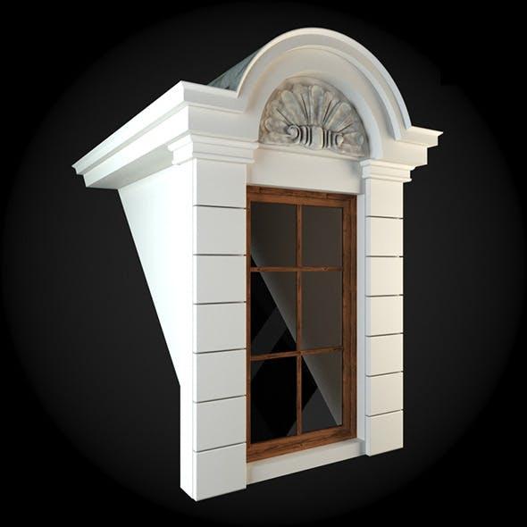 Window 090 - 3DOcean Item for Sale