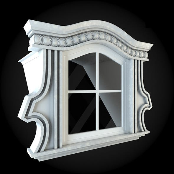 Window 091 - 3DOcean Item for Sale