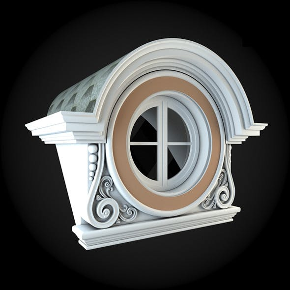 Window 094 - 3DOcean Item for Sale