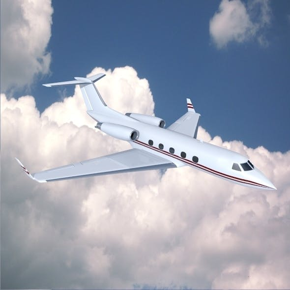 Gulfstream Aerospace G-1159A business jet