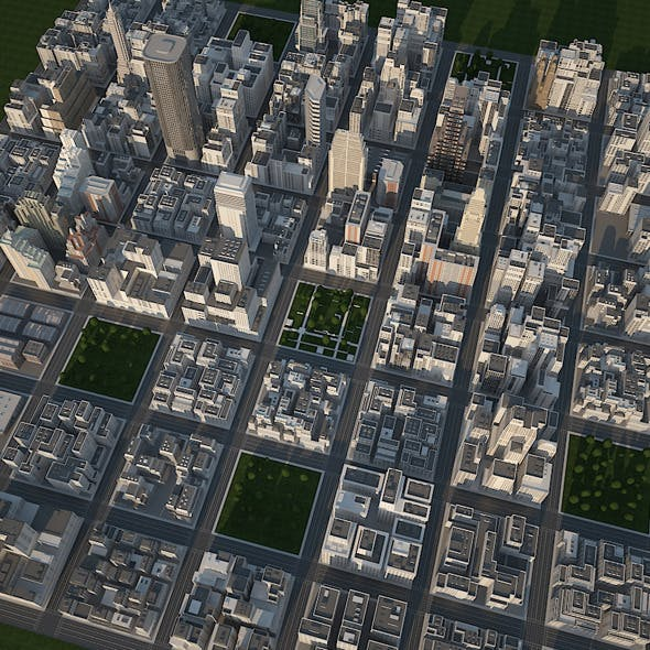 Big Realistic City