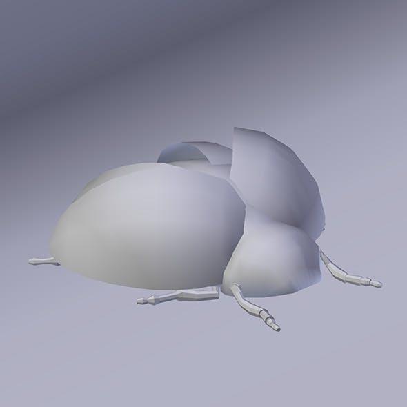 Bug Base Mesh - 3DOcean Item for Sale