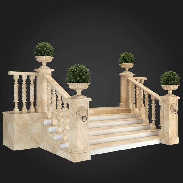 Staircase 012