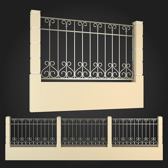 Fence 003
