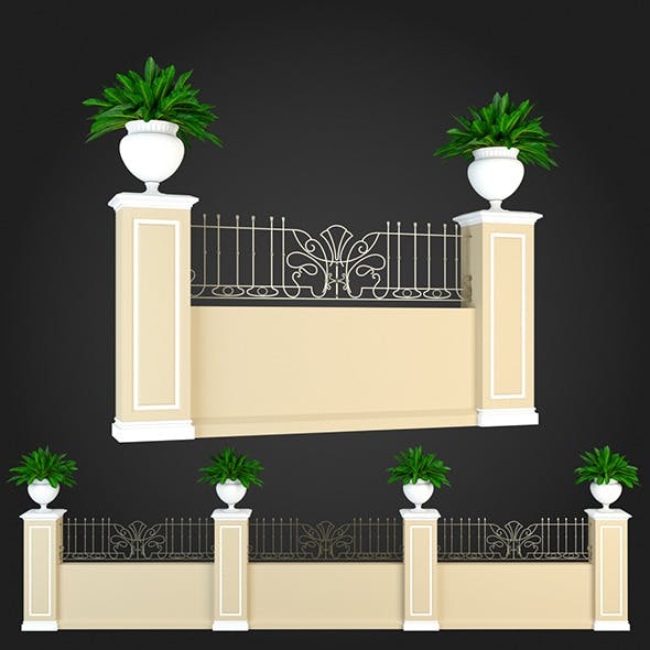 Fence 016
