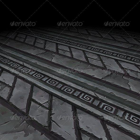 Ornament Texture Tile 02
