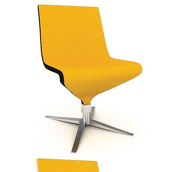 Chair Armchair Realistic model