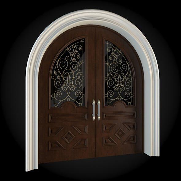 Door 002 - 3DOcean Item for Sale