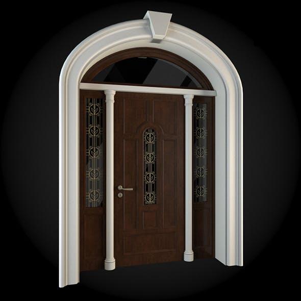 Door 003 - 3DOcean Item for Sale