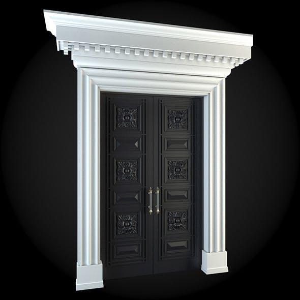 Door 004 - 3DOcean Item for Sale