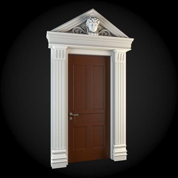 Door 005 - 3DOcean Item for Sale