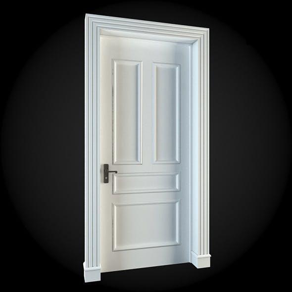 Door 006 - 3DOcean Item for Sale