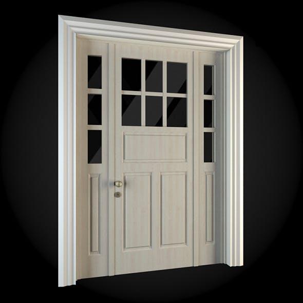 Door 007 - 3DOcean Item for Sale