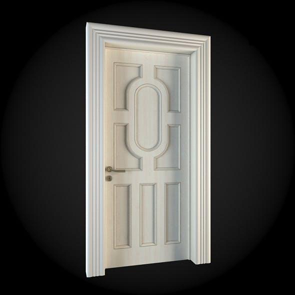Door 009 - 3DOcean Item for Sale