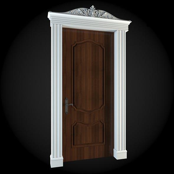 Door 013 - 3DOcean Item for Sale