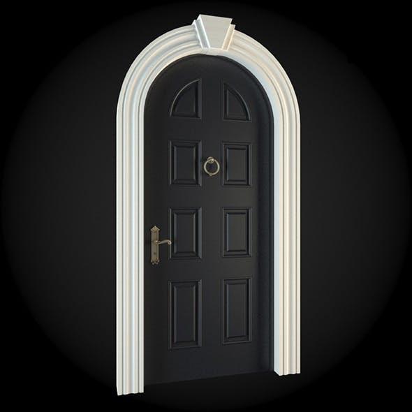 Door 014 - 3DOcean Item for Sale