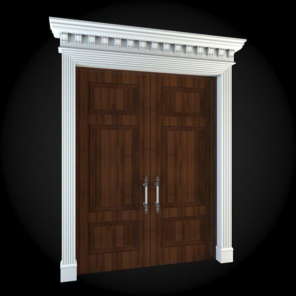 Door 015 - 3DOcean Item for Sale