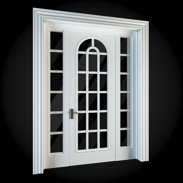 Door 016 - 3DOcean Item for Sale