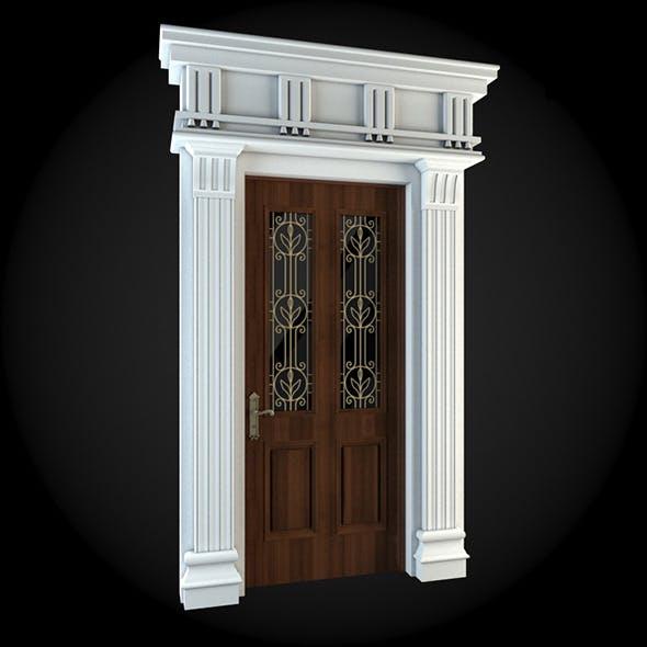 Door 021 - 3DOcean Item for Sale