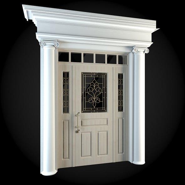 Door 022 - 3DOcean Item for Sale