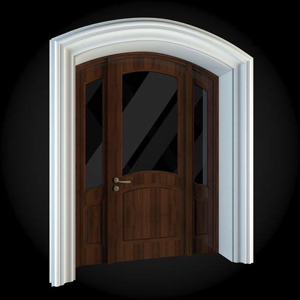 Door 028 - 3DOcean Item for Sale