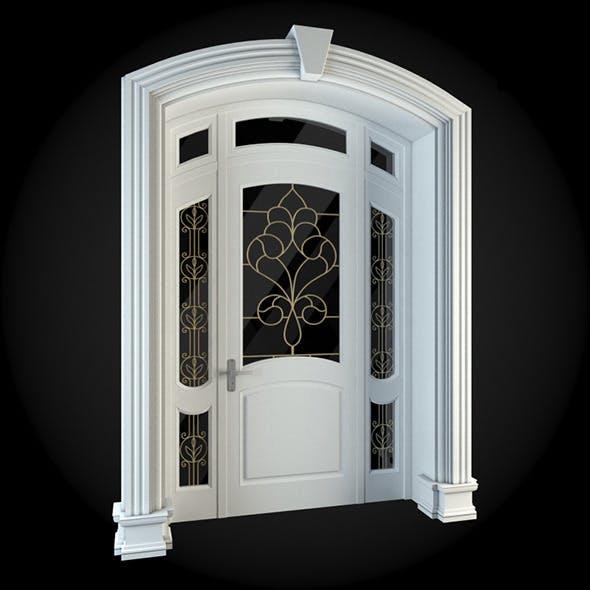Door 029 - 3DOcean Item for Sale