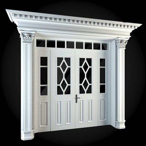 Door 038 - 3DOcean Item for Sale