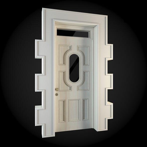 Door 040 - 3DOcean Item for Sale
