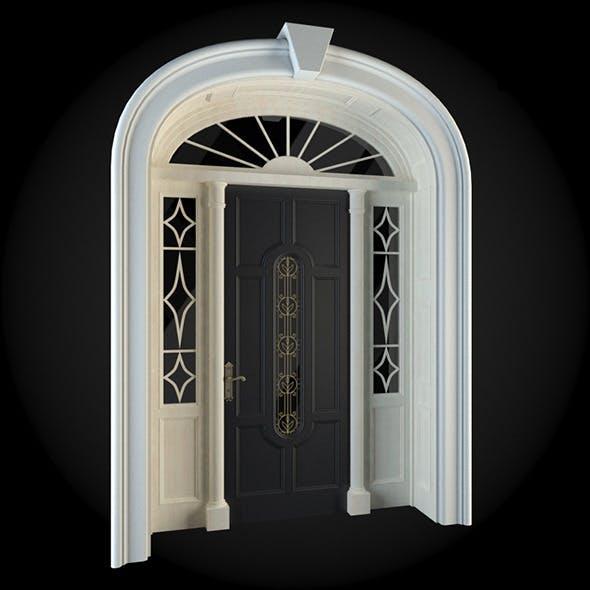Door 041 - 3DOcean Item for Sale